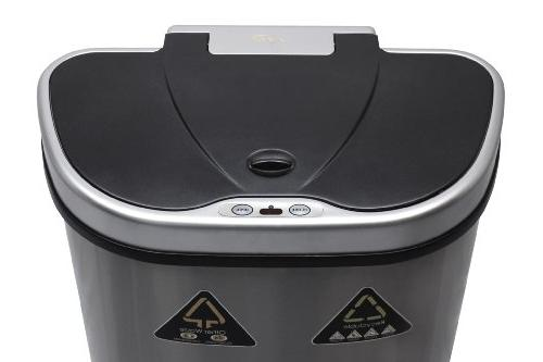 Sensor Recycle Unit and Trash Can,