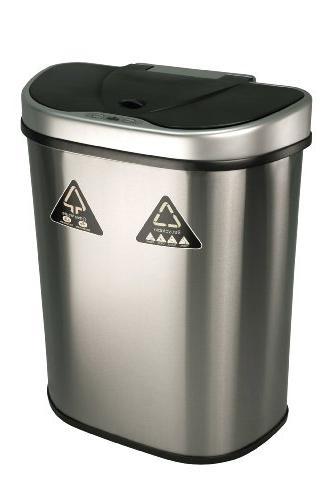 Sensor Trash Stainless Steel