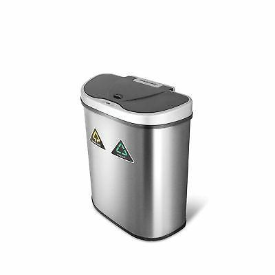 motion sensor recycle unit trash