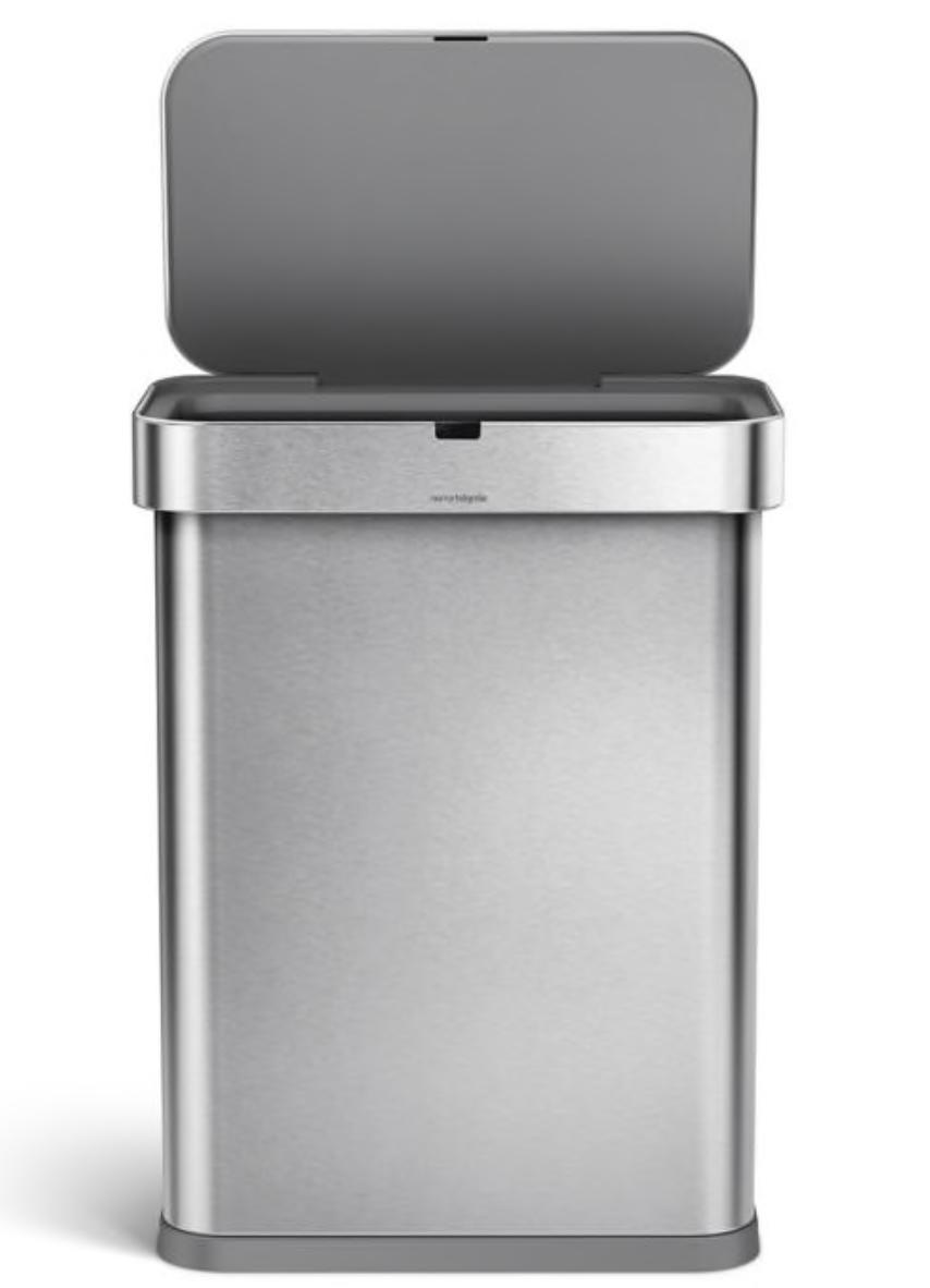 new simple human 58 liter rectangular voice
