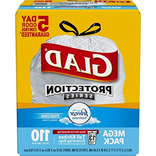 Glad Protection Bags Clean - -