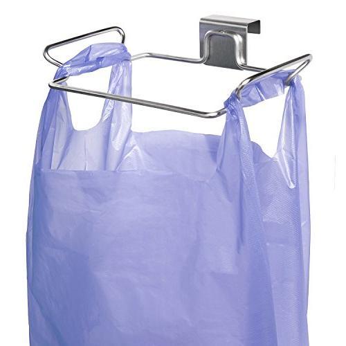 over door plastic bag trash