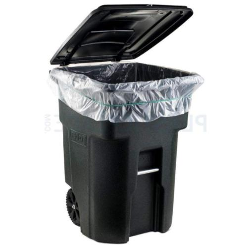 Plasticplace Can Liners Heavy Trash Bags