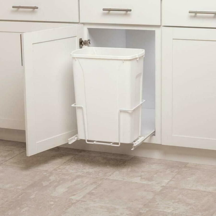Pull Out Plastic Cabinet Kit