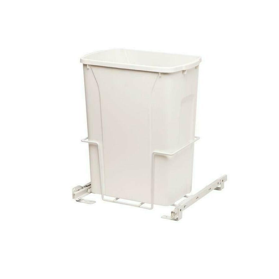 Pull Plastic Cabinet Storage Mount Kit 35qt