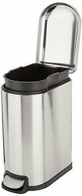 AmazonBasics Can for Narrow - 2.6 gallon