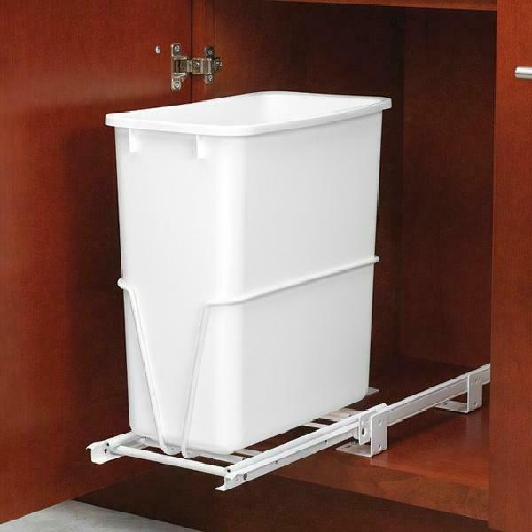 Rev-A-Shelf Pull-Out Waste with Frame Qt