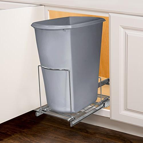 roll bin holder
