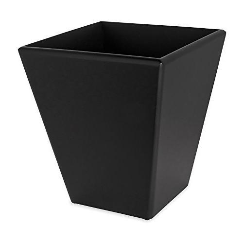 rolodex wood tones wastebasket