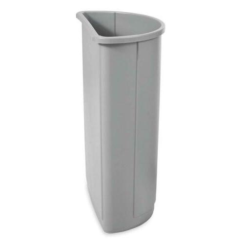 Rubbermaid Commercial Can, 21 Gallon, FG352000GRAY