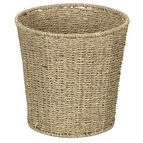 seagrass waste bin