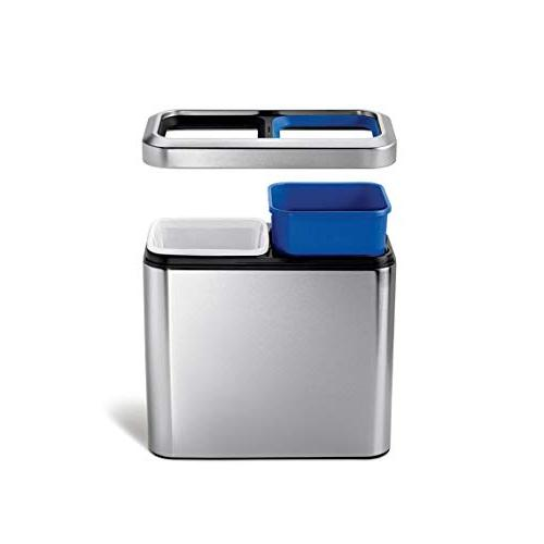 Open Recycler, 20 Gallon, Steel