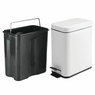 mDesign Small Can, Liner Bucket