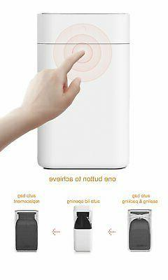 Xiaomi Smart Can Fully Automated Home Trash Bin Touch Free A