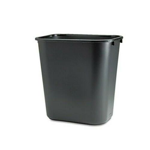 soft molded plastic wastebasket