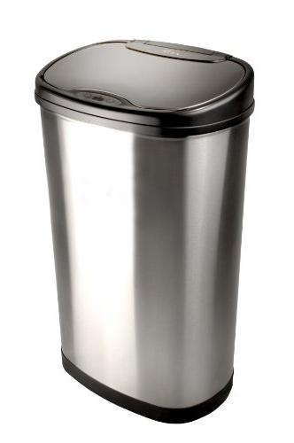Nine Stars Steel Can with Stainless Lid