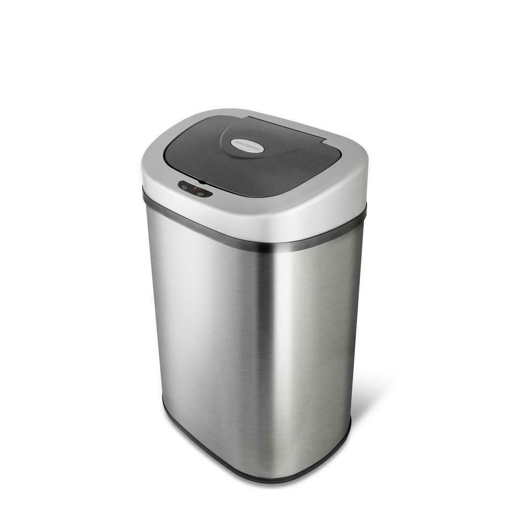 Kitchen Motion Sensor Trash Can Garbage