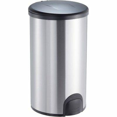 toe tap trash can