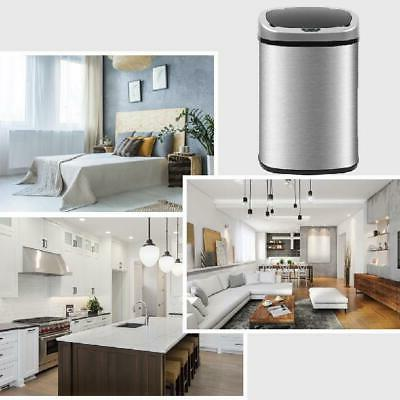 Touch-Free Sensor Automatic Stainless-Steel Kitchen