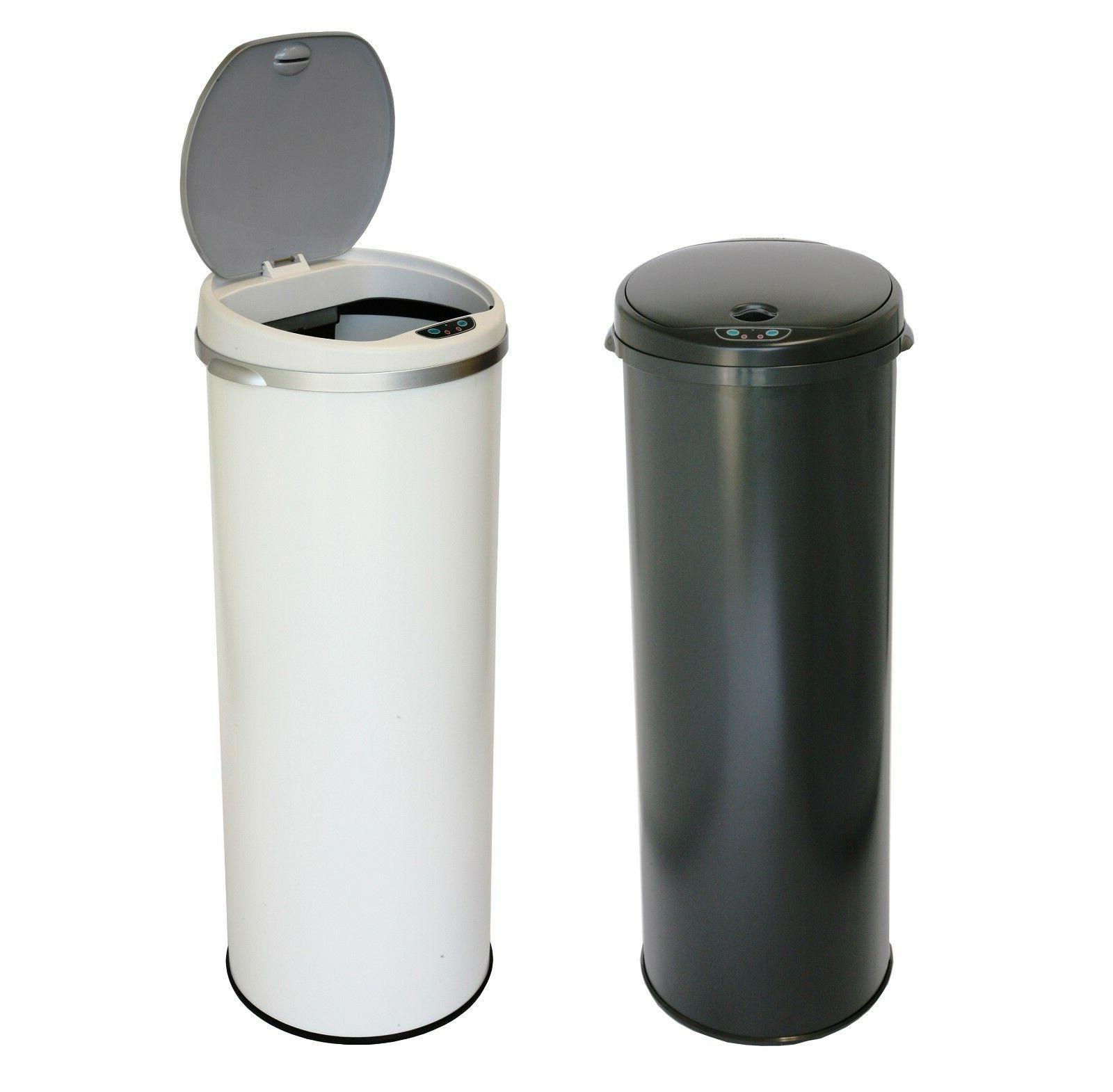 touchless automatic sensor trash can 10 3
