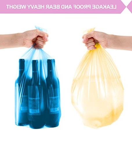 Small Trash Garbage Bags FORID Trash Bedroom Kitchen 150 Counts