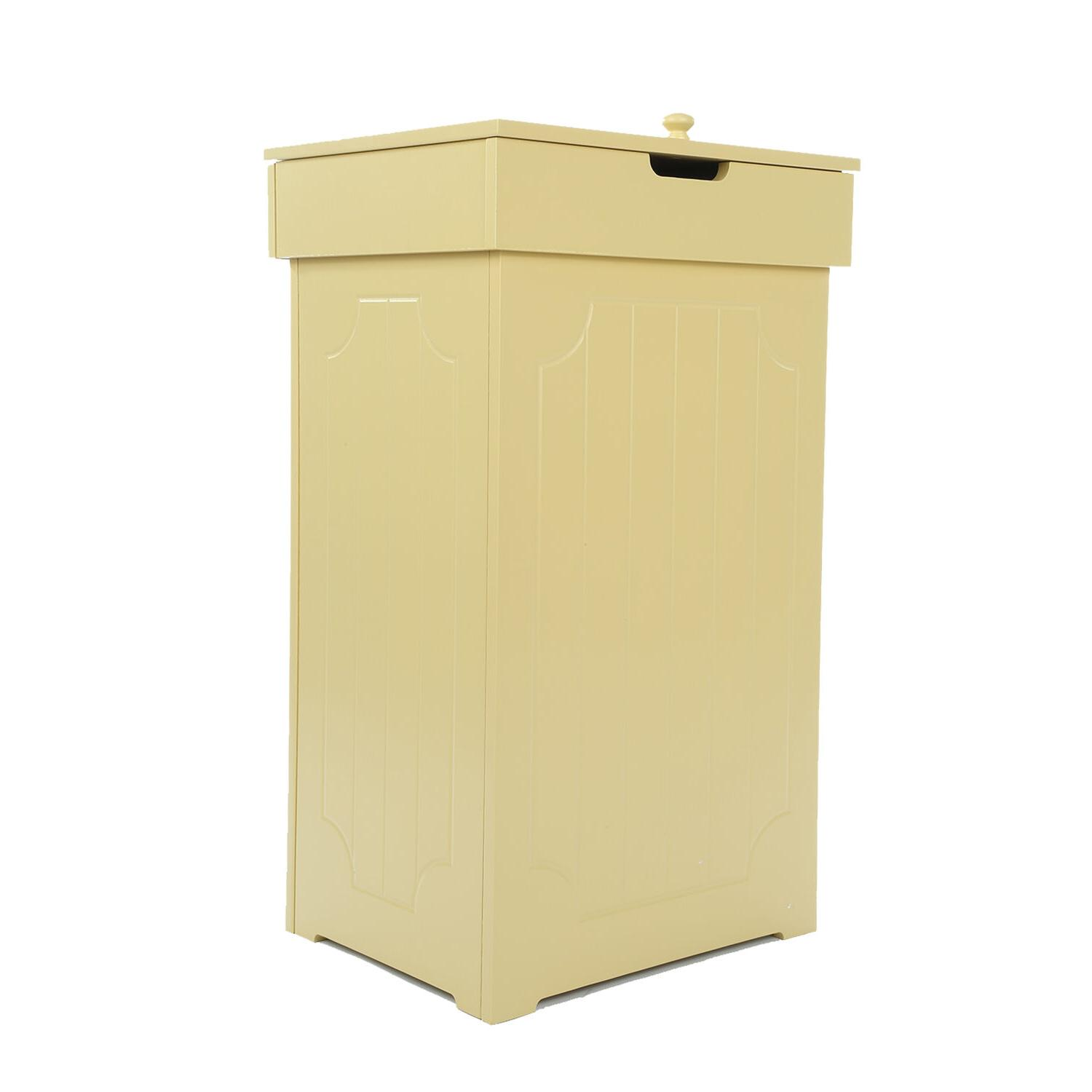 Trash Bin Cabinet Bins Trash Spacesaver
