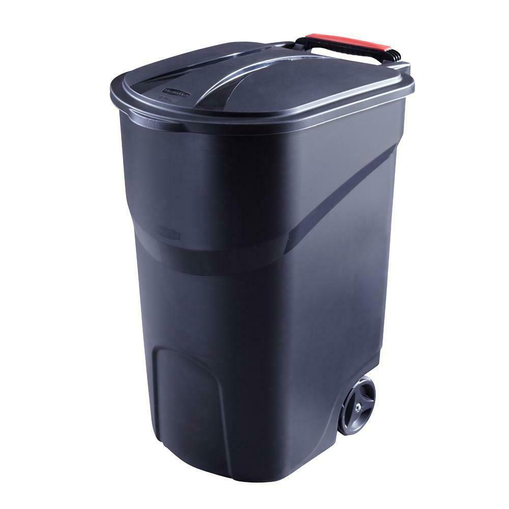 New Trash With Bin Gallon.
