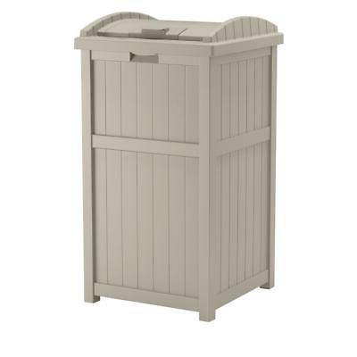 trash hideaway storage bin