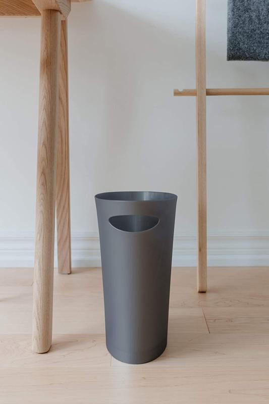 Umbra Skinny Sleek Stylish Can, Wastebasket for