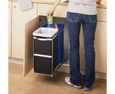 simplehuman 35 Pull Out Trash
