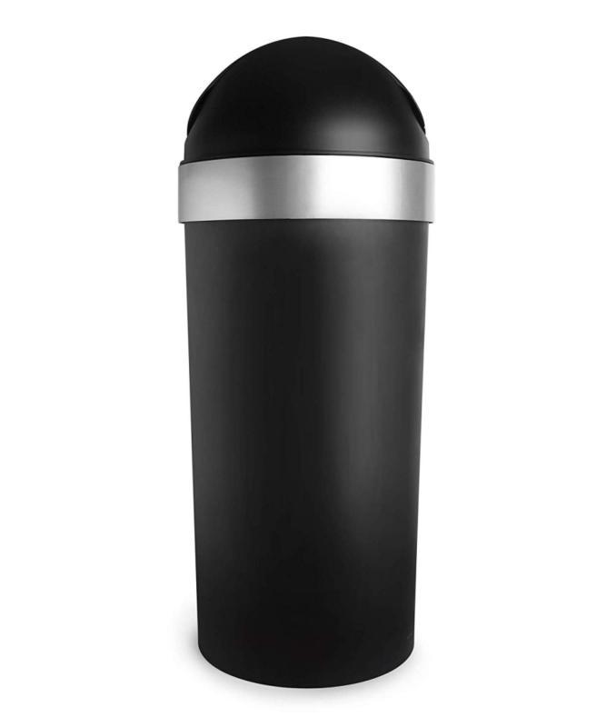 Umbra Venti 16-Gallon Swing Top Kitchen – 35-inch