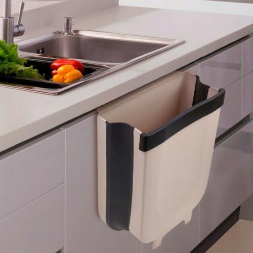 Bin Cabinet Door Hanging Trash Can BA