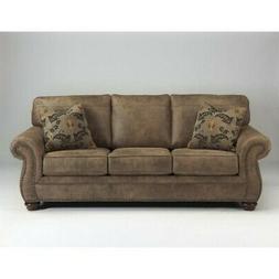 Larkinhurst - Earth Traditional Roll Arm Sofa by Ashley