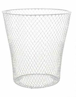 Mesh Net Trash Can Hoopster Time Wastebasket Garbage Waste P