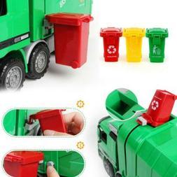 Mini Trash Garbage Can Curbside ashbin Trashcan clean cans f