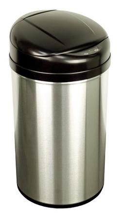 10.5-Gal. Motion Sensor Trash Can