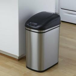 Motion Sensor Trash Can Motion Sensor Trash Can Stainless 7