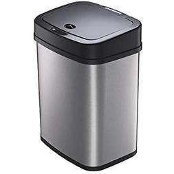 Ninestars Outdoor Trash Cans DZT-12-5 Bedroom Bathroom Autom