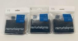 simplehuman Odorsorb Filter Refills, Natural Charcoal