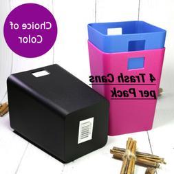 Office Home Desktop Waste Bin Wastebasket Garbage Rubbish Ta