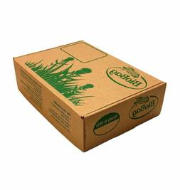 100 PACK Compostable Trash Bags Garbage Can Tall 3 Gallon AS