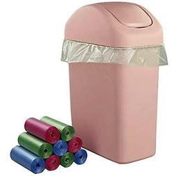 Cand 10 L Plastic Trash Can, Swing Lid Trash Bins 3 Gallon T