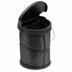 Zone Tech Pop up Leakproof Trash Can Collapsible Car Hanging