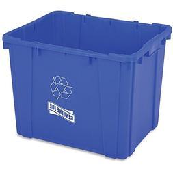 Genuine Joe 14-Gallon Recycling Bin