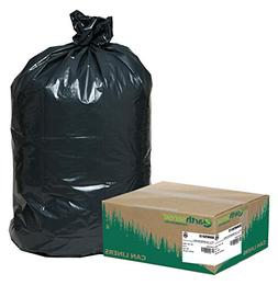 Earthsense Commercial RNW5815 Can Liner, 38 x 58, 55-60 gal,