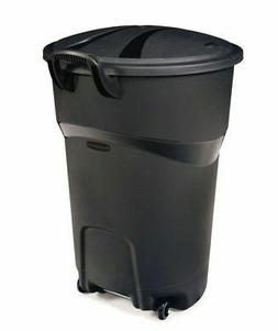 roughneck wheeled trash can