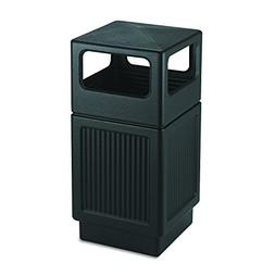 Safco Canmeleon 38 Gallon Waste Receptacle / Garbage Bin  Mo