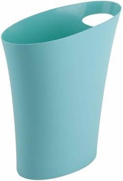 Umbra Skinny Sleek & Stylish Bathroom Trash Small Garbage Ca