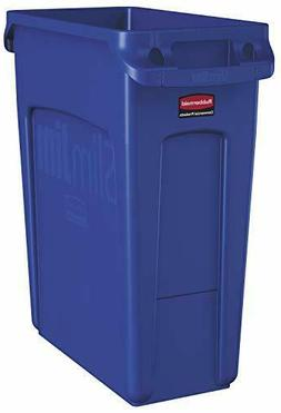 Rubbermaid Commercial Products Slim Jim Trash Can Waste Rece