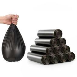 Small Black Trash Bag Home Office Bath Shredder Garbage Can